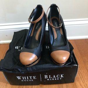 White House Black Market Wedges
